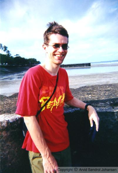 My Travel Companion Martin At Kuta Beach Snille S Photo Gallery