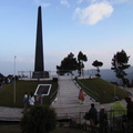 03812 Darjeeling: Gorka War Memorial, Batasia Loop